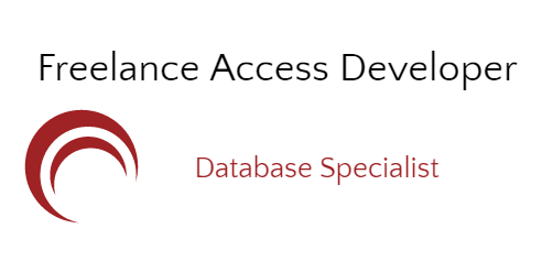I am a UK based Independent Freelance Microsoft Access Developer/Consultant who can undertake your Access Database Development, Developing and Supporting systems created in Access 97, Access 2000, Access 2003, Access 2007, Access 2010, Access 2013, Access 2016, Access 2019, Office365